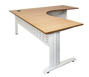 Span Beech Desks & Workstations