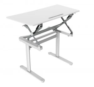 Manual Height Adjustable Desks & Workstations